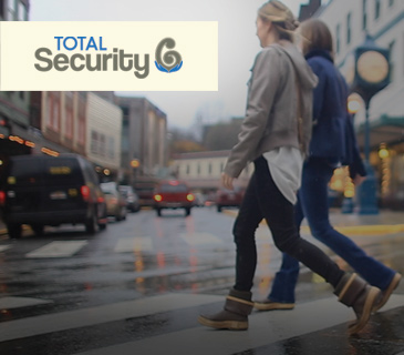 Total Security tile